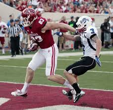 Former Hoosier tight end Ted Bolser will play in the prestigious all-star game.