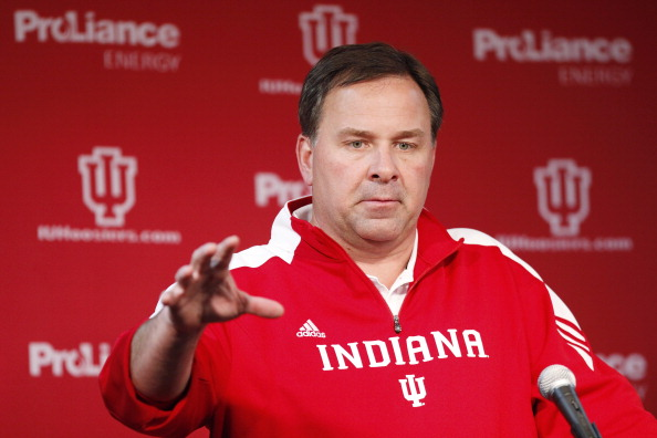 Kevin Wilson and the Hoosiers will open against Indiana State on August 30th