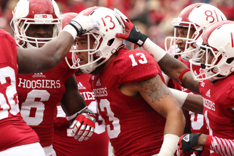 The Hoosiers host six games in 2014