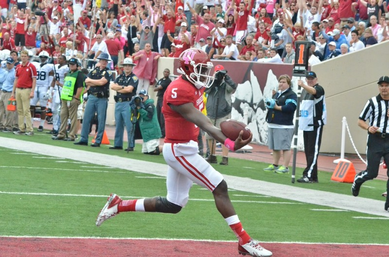 Tre Roberson and the Hoosiers have plenty of questions facing the offense going into spring practice.