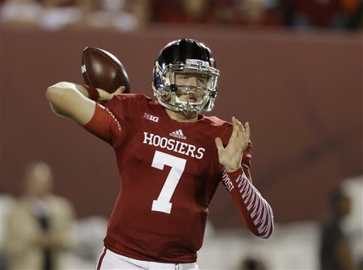 Will Nate Sudfeld win the starting job this spring?