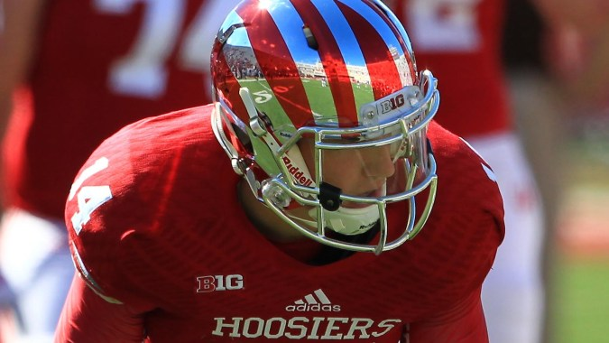 Indiana held its annual Spring Game Saturday in Bloomington