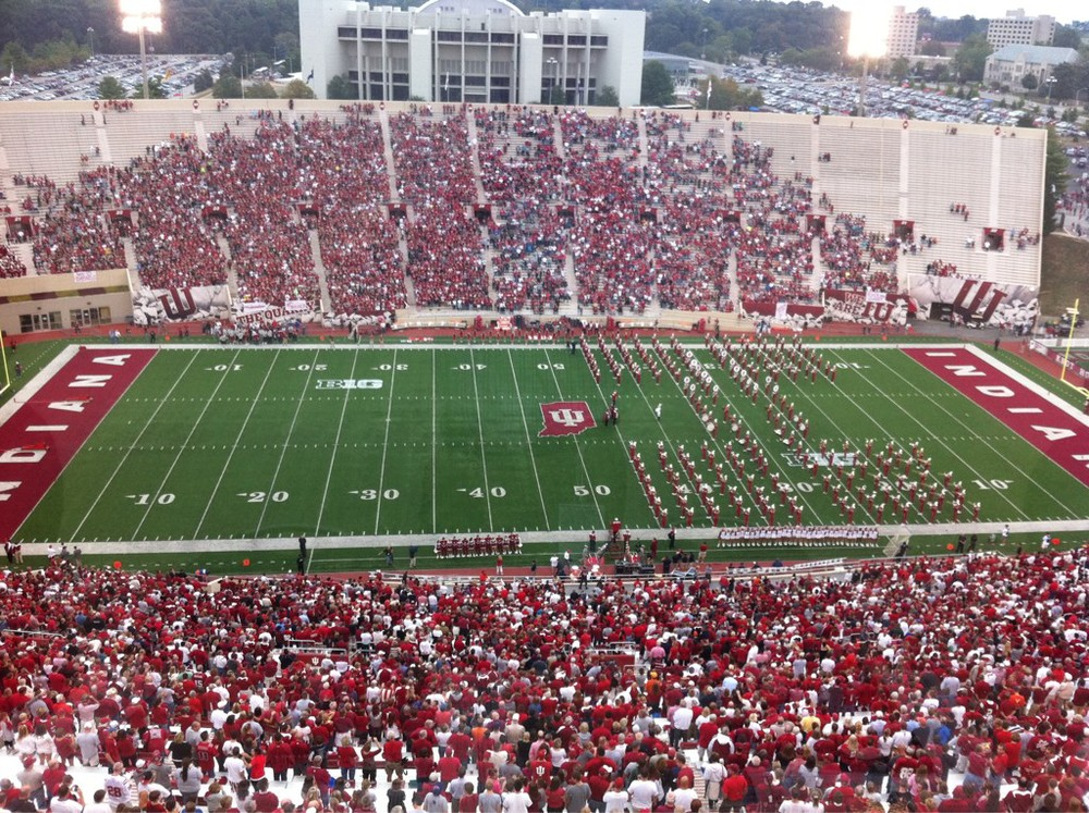 The Hoosiers have had trouble selling seats to non-conference games