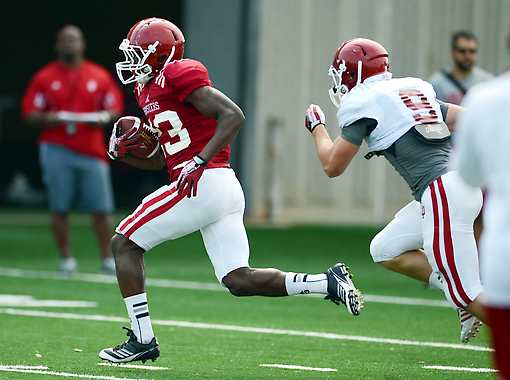 Laray Smith could be an X-factor for the Hoosiers in 2014