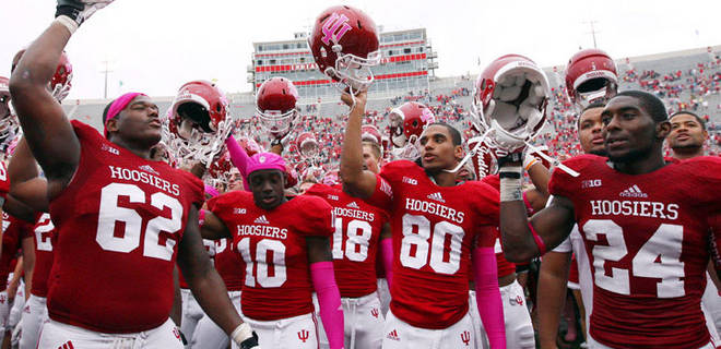The Hoosiers are ready to celebrate a bowl berth in 2014. Will it happen?