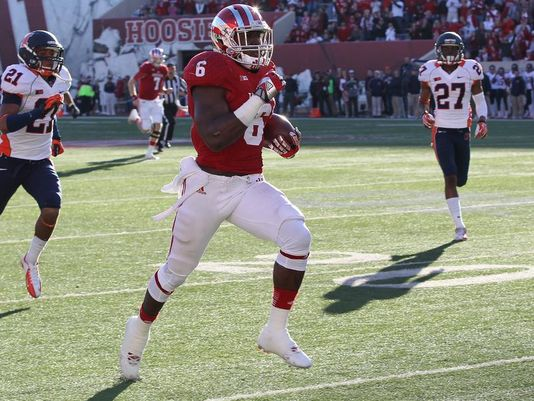 Tevin Coleman looks to be the first 1,000-yard rusher for IU since 2001. Photo Credit: Indystar.com