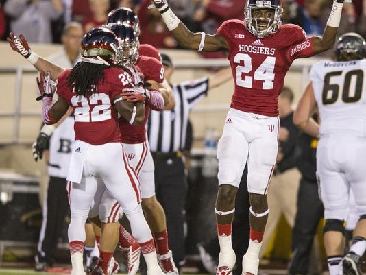 Tim Bennett is out to create more turnovers for the Hoosiers in 2014.