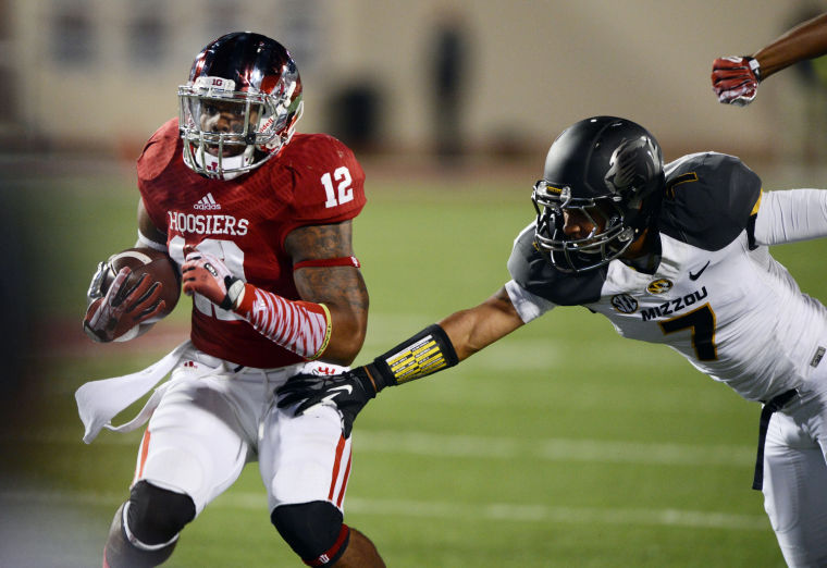 The Hoosiers will try and exact revenge on the Missouri Tigers September 20th at 4pm EST. Image Source: Herald Times
