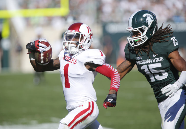 Shane Wynn is one of the most exciting players in the Big Ten. Can he and the Hoosiers shock the Tigers?