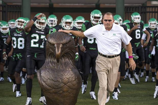 The Mean Green invade Bloomington Saturday seeking their second win over the Hoosiers since 2011. Do they have the weapons to do so?