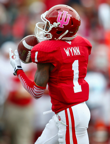 Shane Wynn led the Hoosiers to a 49-24 victory over North Texas on Saturday at Memorial Stadium.  Image Source: Getty Images