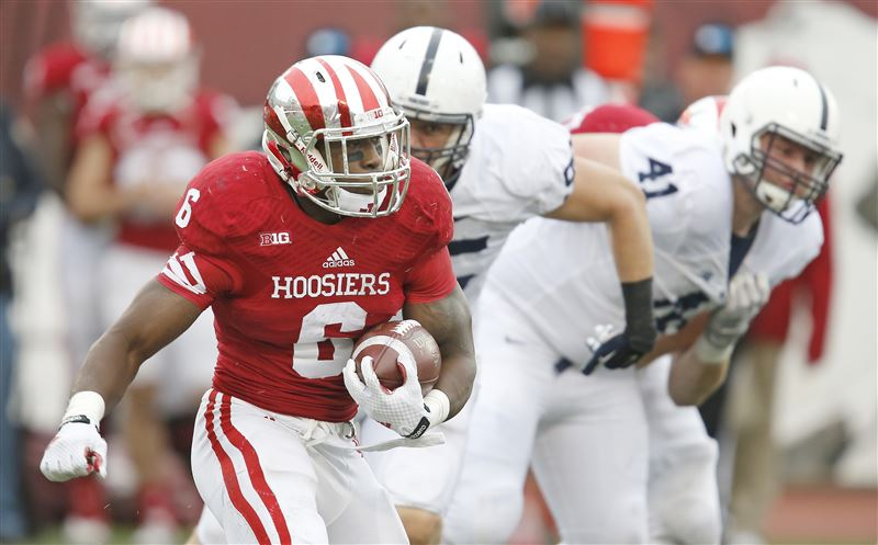 Indiana running back Tevin Coleman looks to get back on track against Rutgers on Saturday.  Image Source: ElkhartTruth.com