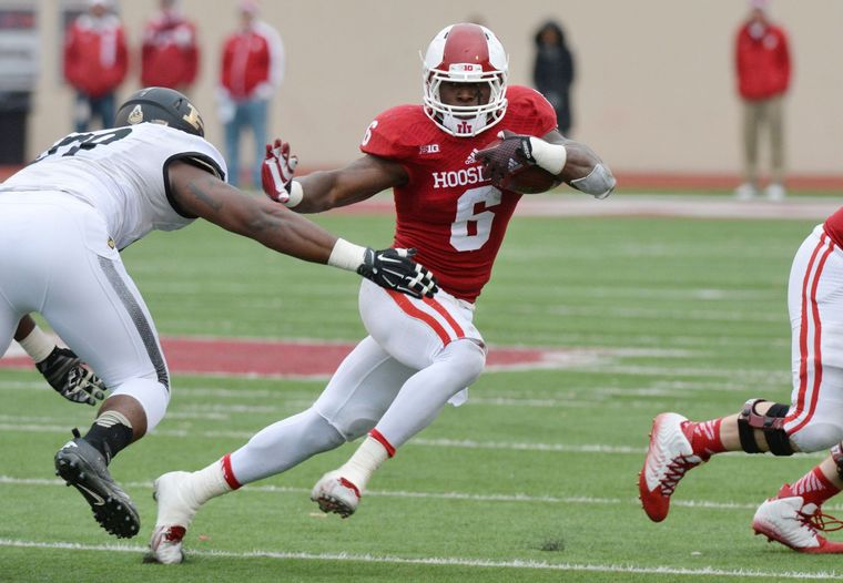 Tevin Coleman had a season for the ages and was rewarded by being named an All-American