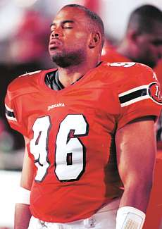 Yeronimo Ciriaco played for the Hoosiers from 1996-1999, but tragically passed away in August of 2004 from a seizure. Image: Heraldtimesonline.com
