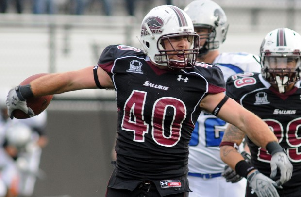 Southern Illinois will try and derail the Hoosiers' season early when they invade Memorial Stadium on September 5th.