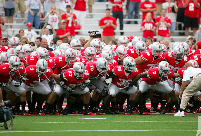 The Buckeyes roll into Bloomington on the first Saturday of October to open Big Ten play. Image:Sportspickle.com
