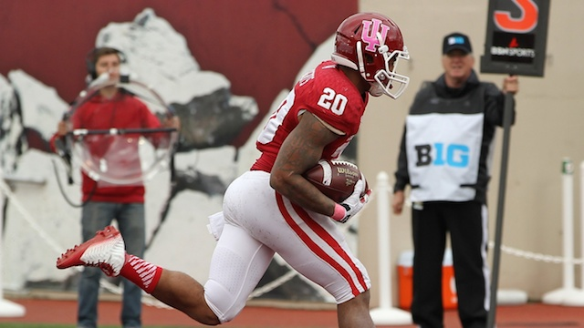 D'Angelo Roberts had a huge day against the Mean Green  Image: Rantsports.com