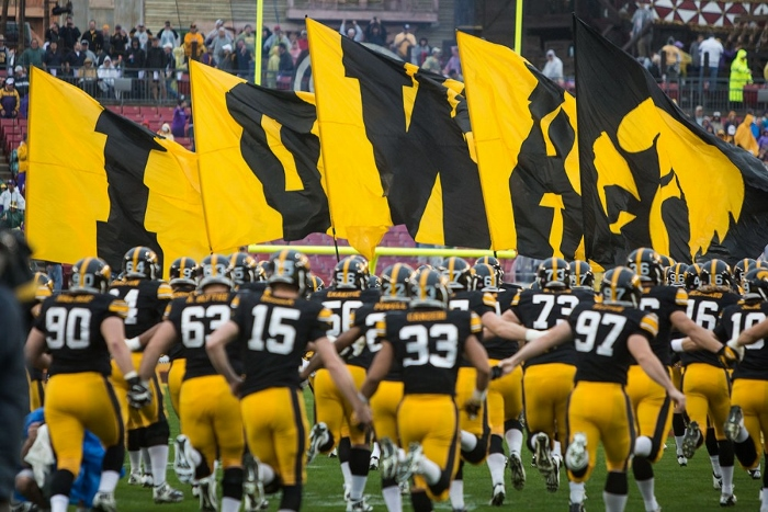 The Hawkeyes will be making their way to Bloomington in early November for a pivotal matchup with the Hoosiers that could determine the postseason eligibility for both teams.
