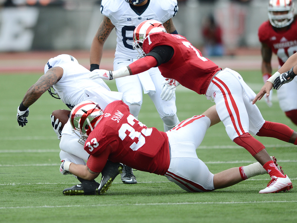 Zach Shaw looks poised to have a big year for the Hoosiers in 2015 Photo Credit - Indiana University
