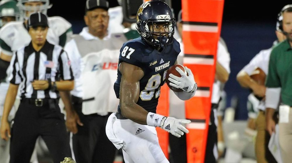 Jonnu Smith led all tight ends in the country last year in the major receiving categories  Image: Lockerdome.com