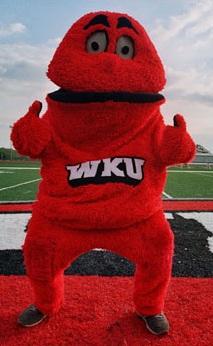 Meet Big Red, the Delightful WKU Mascot