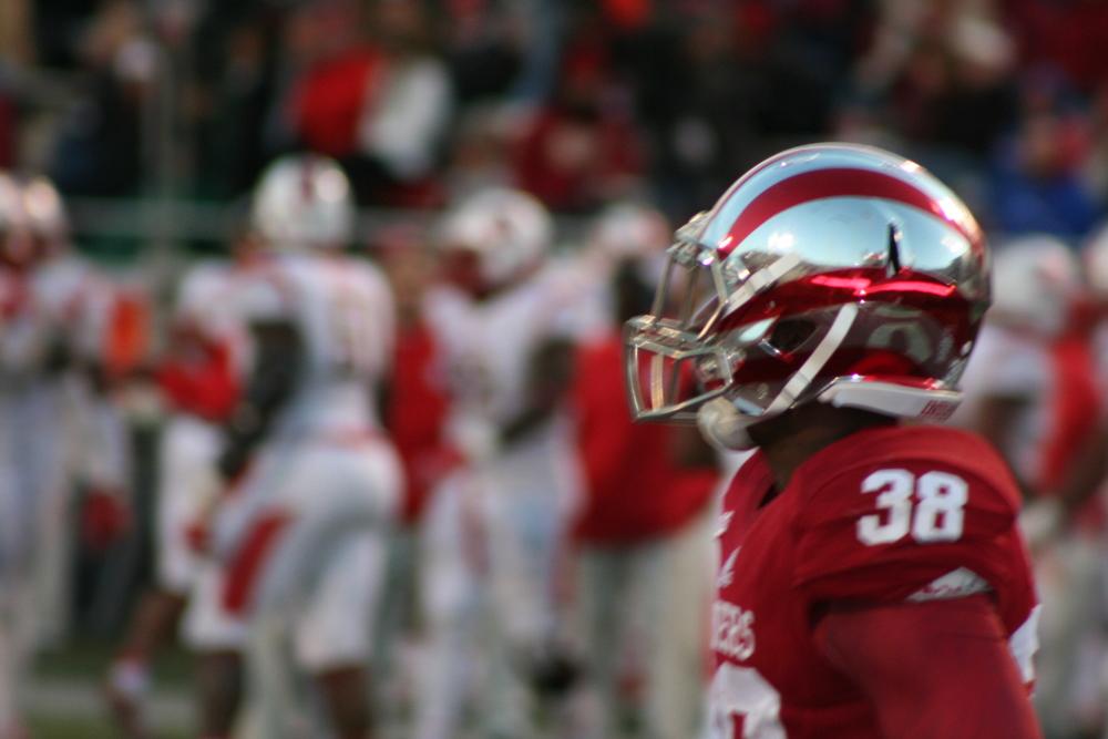Hoosiers left wondering what happened as Rutgers erases a 25-point deficit. image: Cam Koenig HoosierHuddle.com
