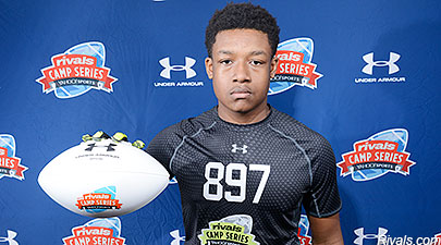 DJ Wonnum marks IU's 2nd commitment of the day. Image: Rivals.com