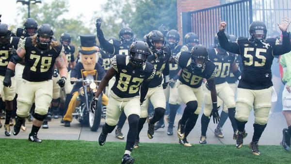 Wake will bring a Top-10 defense into Bloomington. Image: Wake Forest Athletics