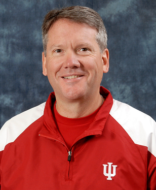IU Athletic Director Fred Glass Image: Mike Dickbernd
