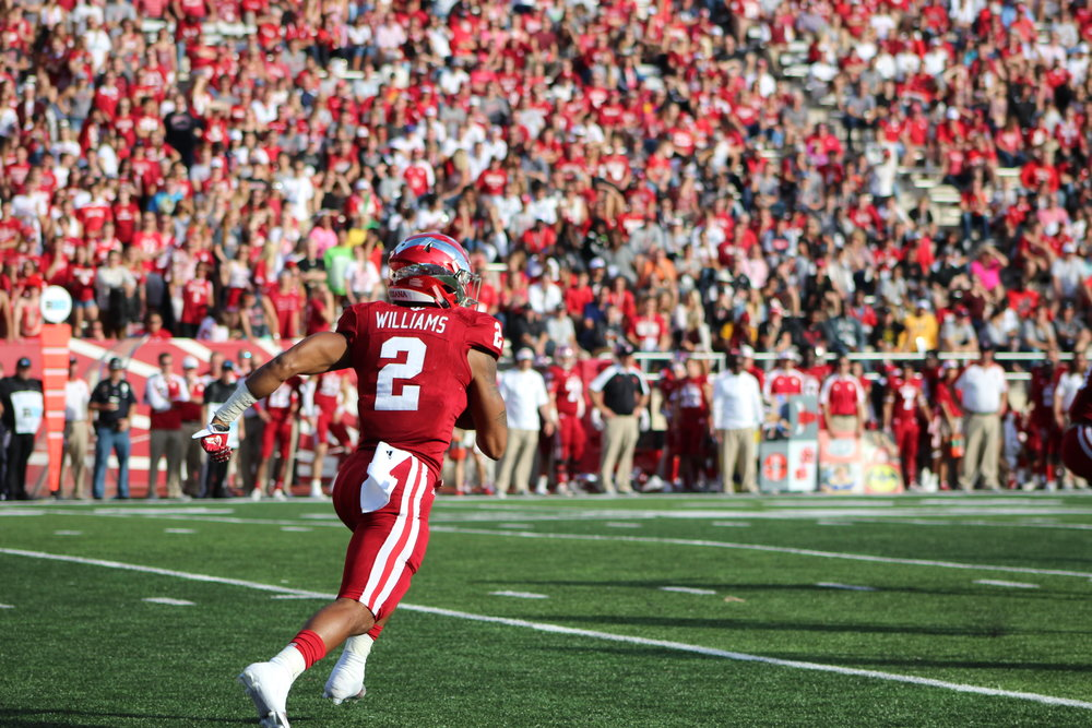 Can Devonte Williams be the spark IU is looking for on special teams? Image: Cam Koenig HoosierHuddle.com