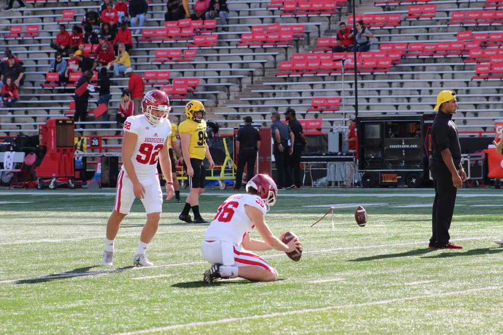 Former IUFB Kicker Griffin Oakes Invited to Tampa Bay Buccaneers ... d77a79f03