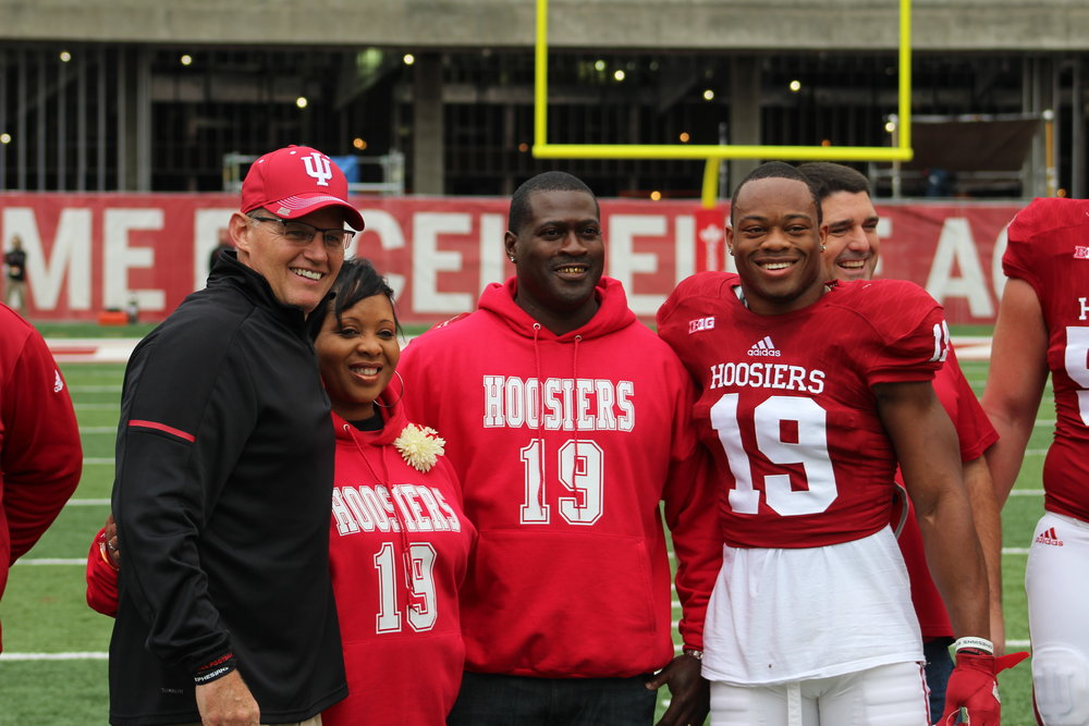Image: Sammy Jacobs Hoosier Huddle