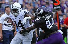 Juwan Johnson (84) is back at PSU  Image: Getty Images