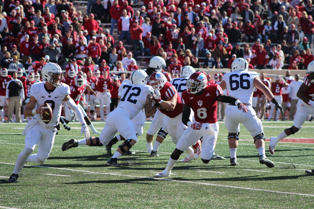 8acf11f65174b IU will have their hands full when Penn State rolls into Bloomington Image   Cam Koenig