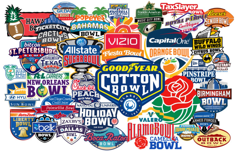 Top Ten Bowl Games to Watch During the 2018-19 Bowl Season