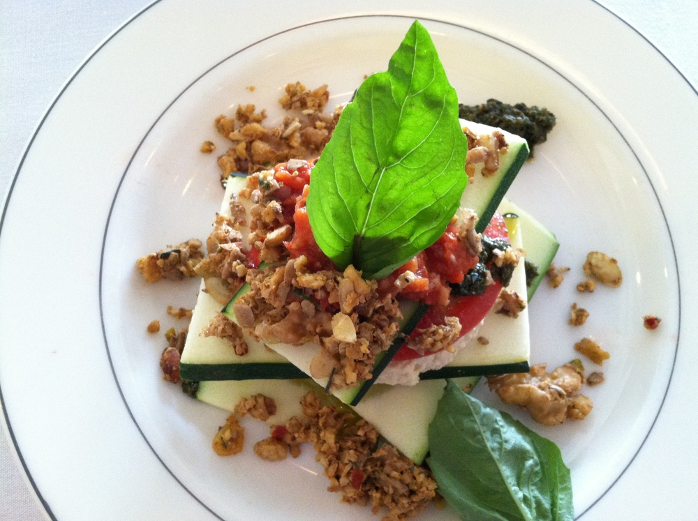 Raw Lasagna from Fresh Cafe & Market – John Pemble (@johnpemble)