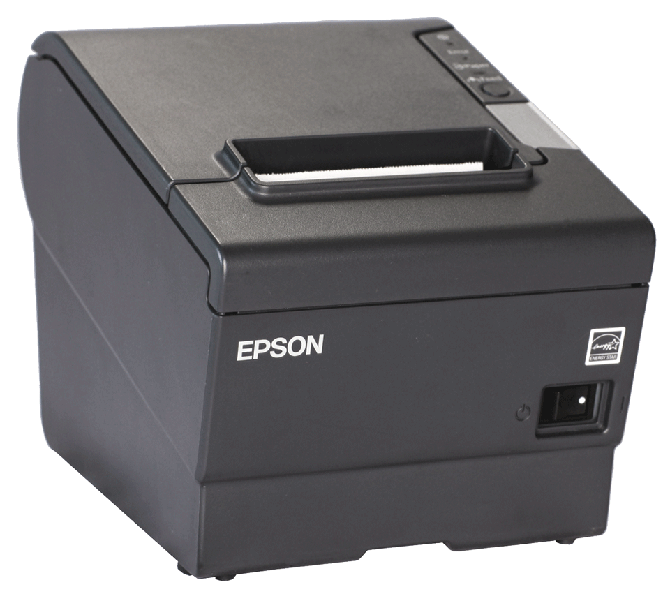 Epson Thermal Receipt Printer TM-T88V and Epson TM-T20 Receipt Printer Ideal for Point of Sale Industry