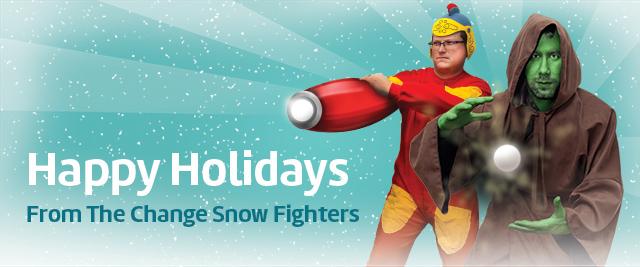 #SnowFighters