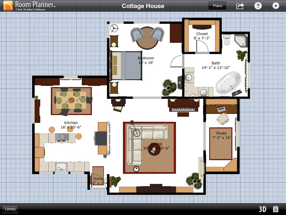 Best apps for restaurants room planner change for 3d bedroom planner