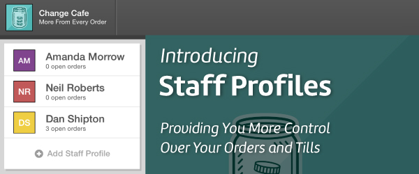 Introducing Staff Profiles