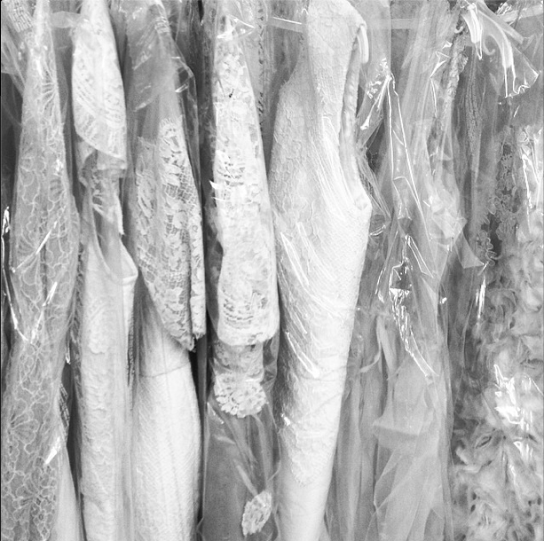 Gowns on their way out, Bridal Collection