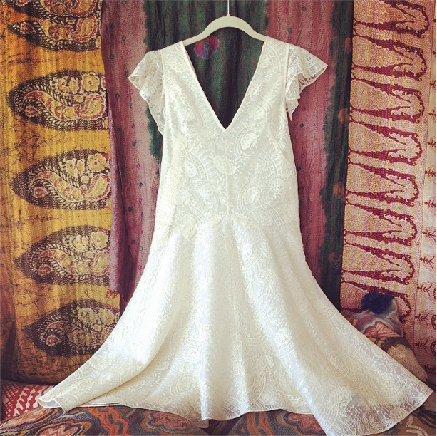 The Cecil Dress, Bridal Collection