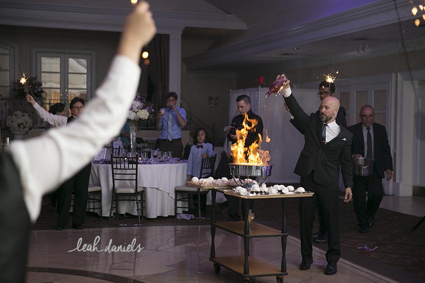 """Dessert was on fire!!"" (sang like Alicia Keys Girl on Fire)"