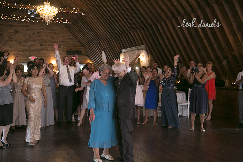 uring the anniversary dance this very special couple had been married for 65