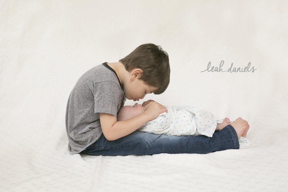 Brotherly love! <3