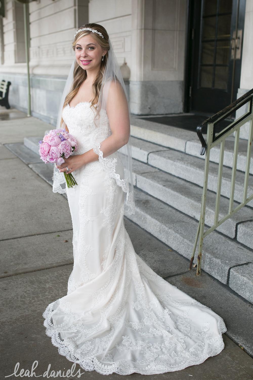 Kristen + Dom, Radisson Lackawanna Station Hotel Wedding, Scranton ...