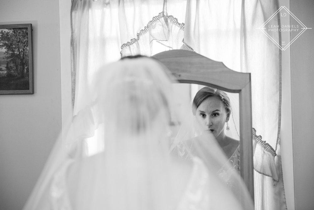 Scranton Wedding Photography - Bridal Detail