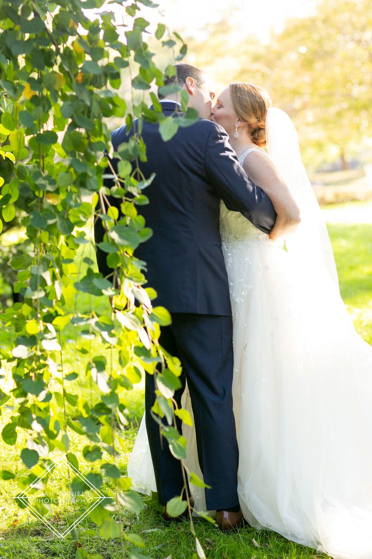 Scranton Wedding Photography - Nay Aug Park - October Wedding