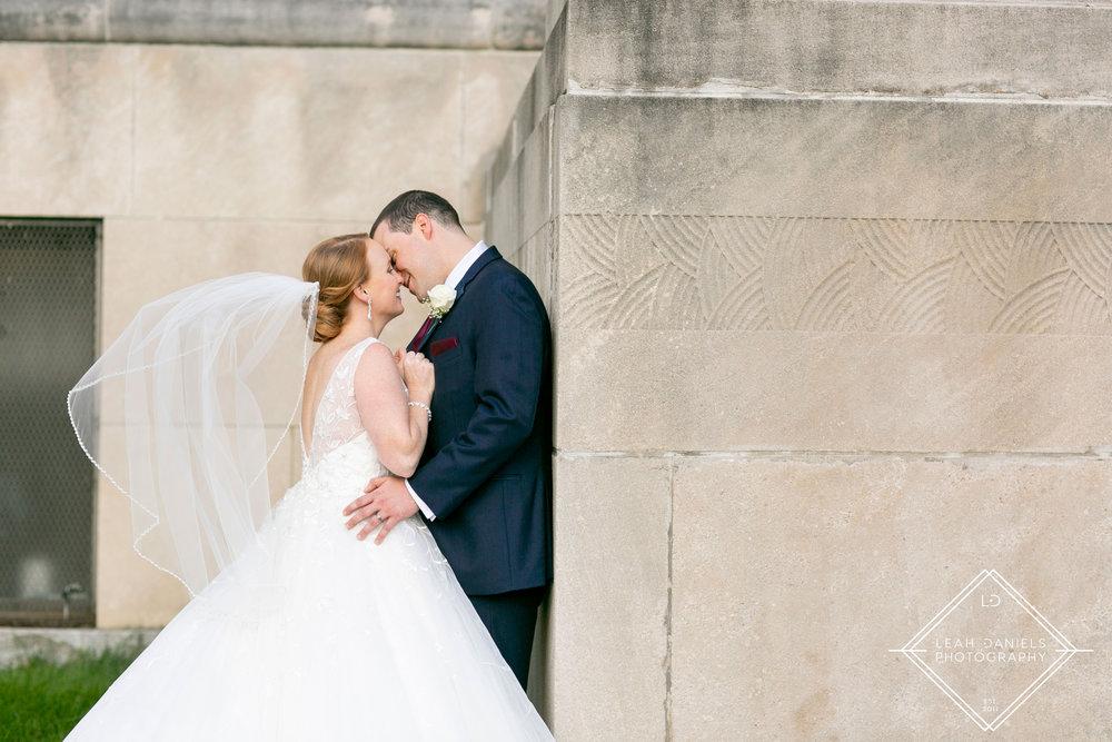 Scranton Wedding Photography - Nay Aug Park