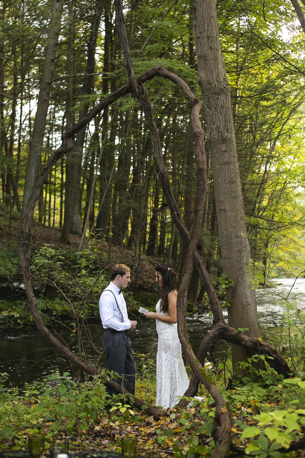 Pennsylvania Elopement - Delaware Water Gap